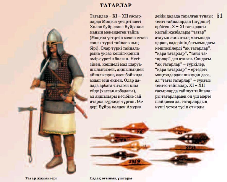 Татарлар слайд