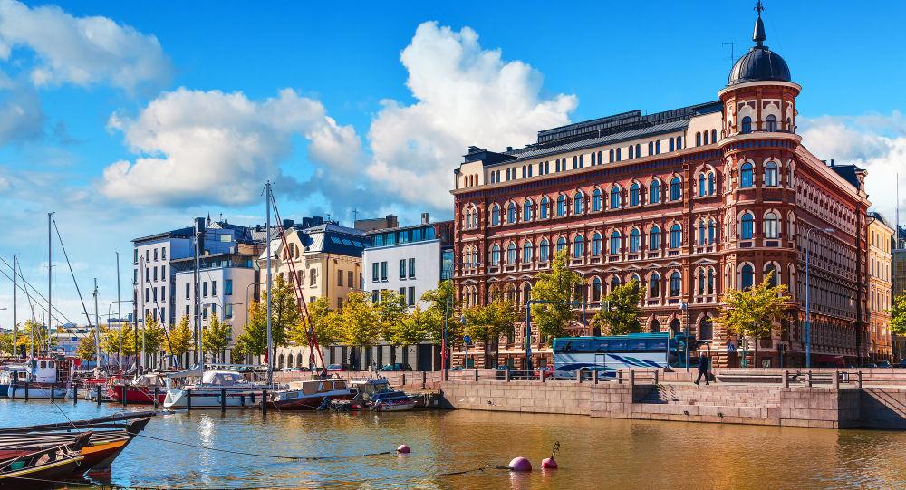 Хельсинки қаласы